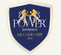 Power brands leadership award